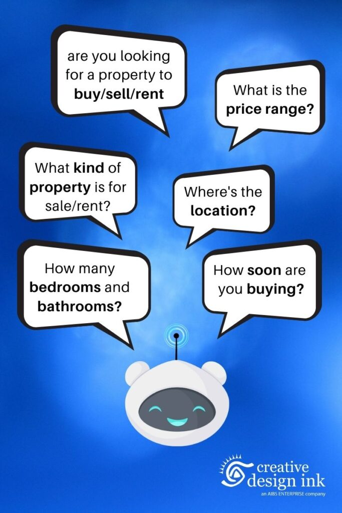 How To Benefit From Chatbot To Increase Your Real Estate Sales