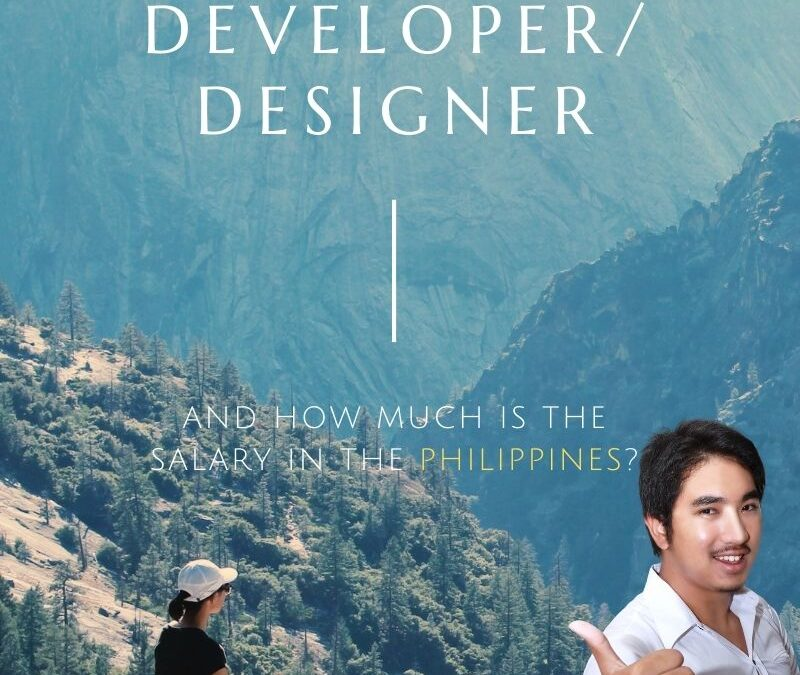 What is a Website Developer/Designer and How Much is the Salary in the Philippines 2021?